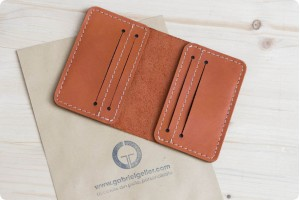 G68 leather wallet