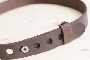 G4 leather belts - Unisex